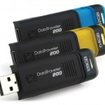 Kingston DataTraveler 200 USB flash drives