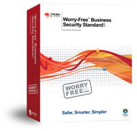 Trend Micro Worry Free Business Security Anti SPAM