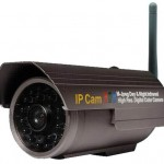 wireless wifi ip network camera