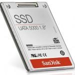 SanDisk SSD hard drive