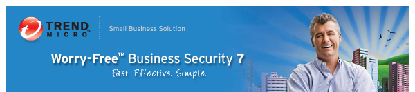 Trend Micro Worry Free Business Security 7