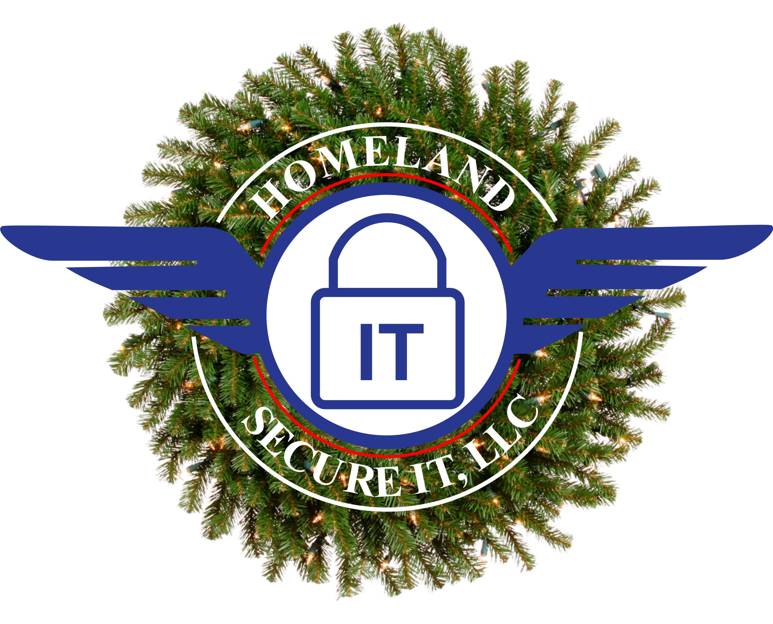 Merry Christmas from Homeland Secure IT