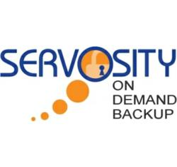 Servosity On Demand Backup Partner