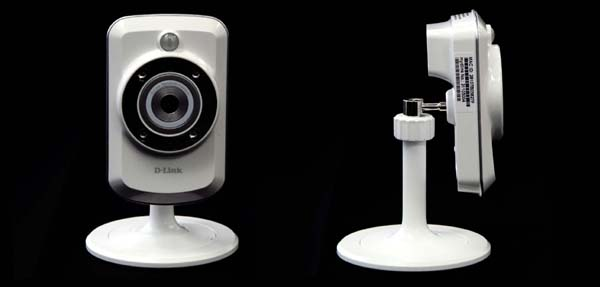 D-Link DCS-942L IP Security Camera