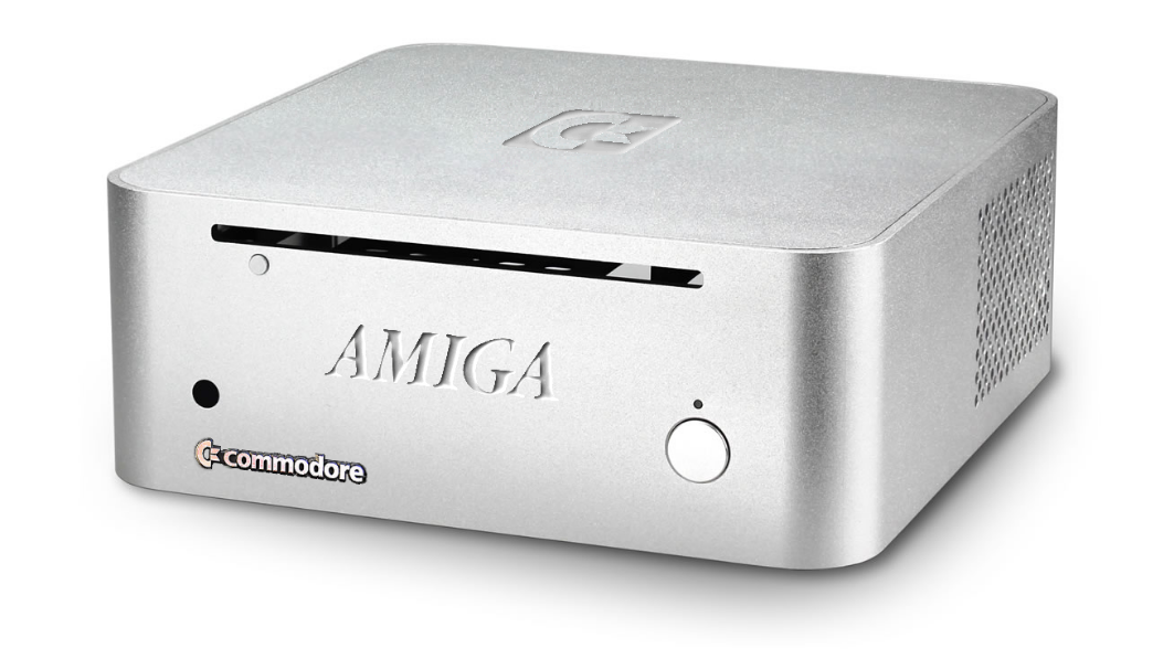 Commodore Amiga!