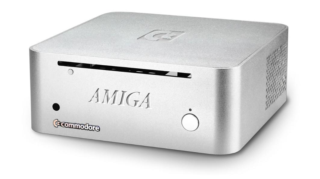 Commodore Amiga!
