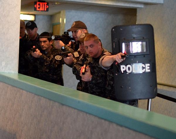 Easley SWAT