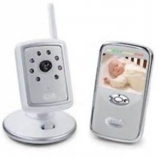 Typical video baby monitor