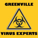 Greenville Virus Experts Logo