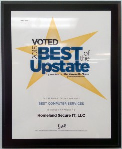 Best of the Upstate - Best Computer Services