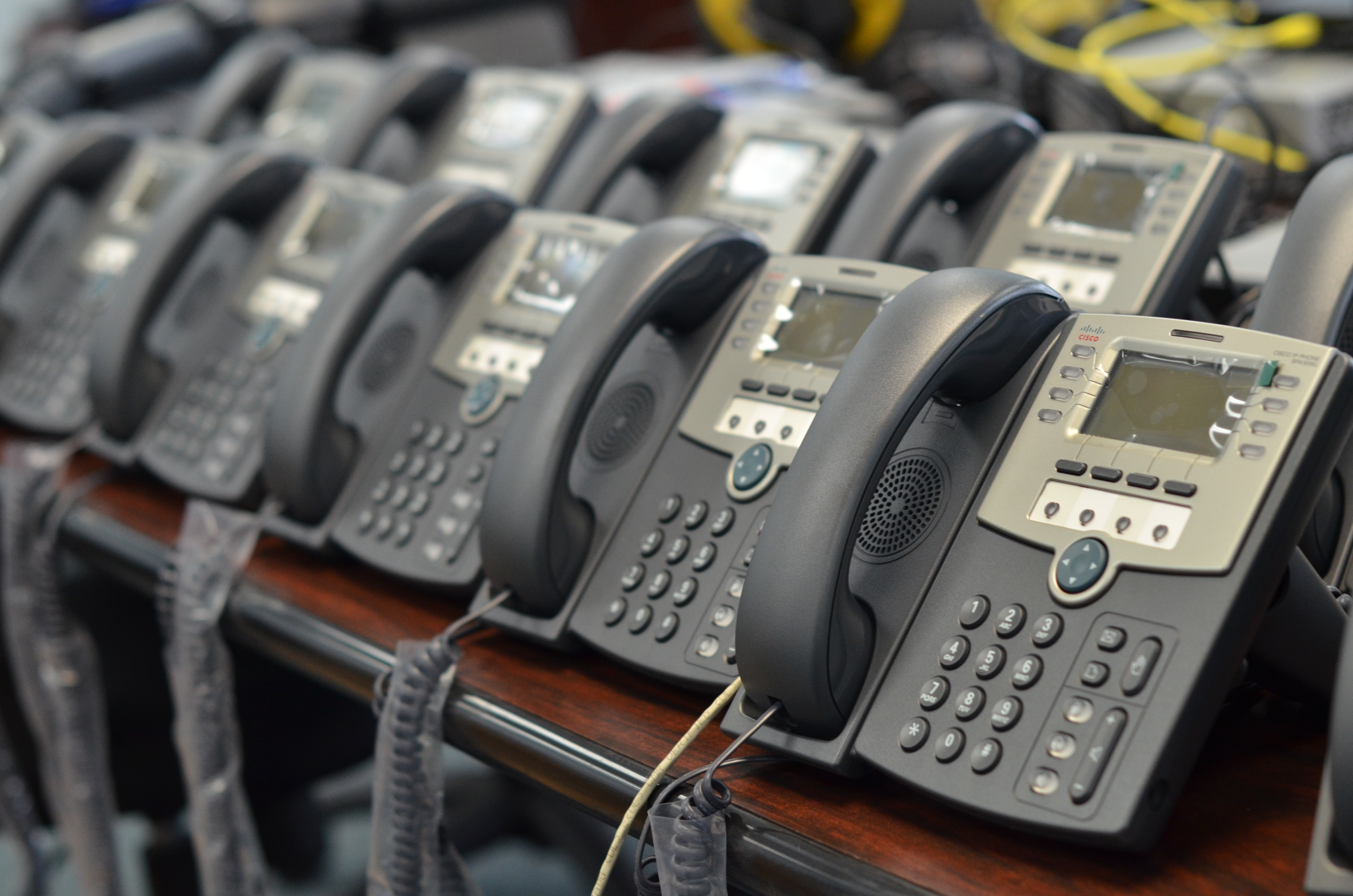 Cisco Voice over IP phone systems don't have to break the bank ...